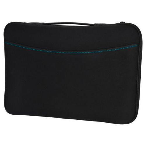 Logitech Black Portable Laptop Notebook Sleeve Case Cover Fo