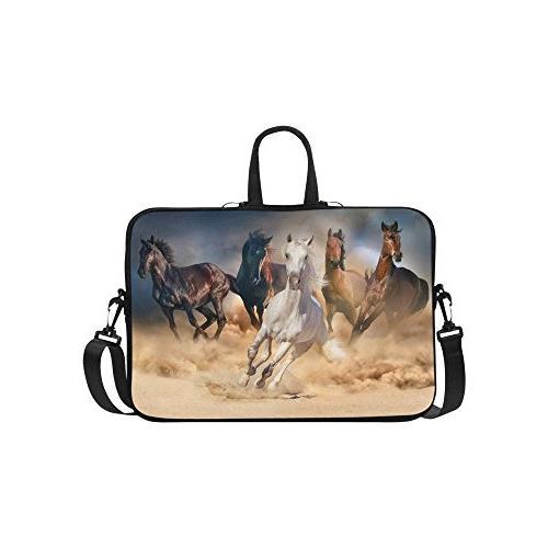 animal horse laptop sleeve case