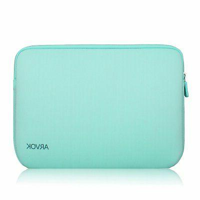arvok 13 14 inch laptop sleeve multi color size choices case