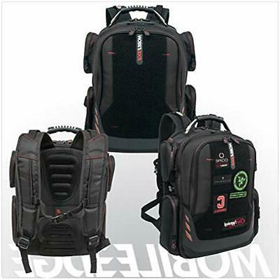 "Backpacks Core Gaming With Front Panel 17""-18"" Trim"