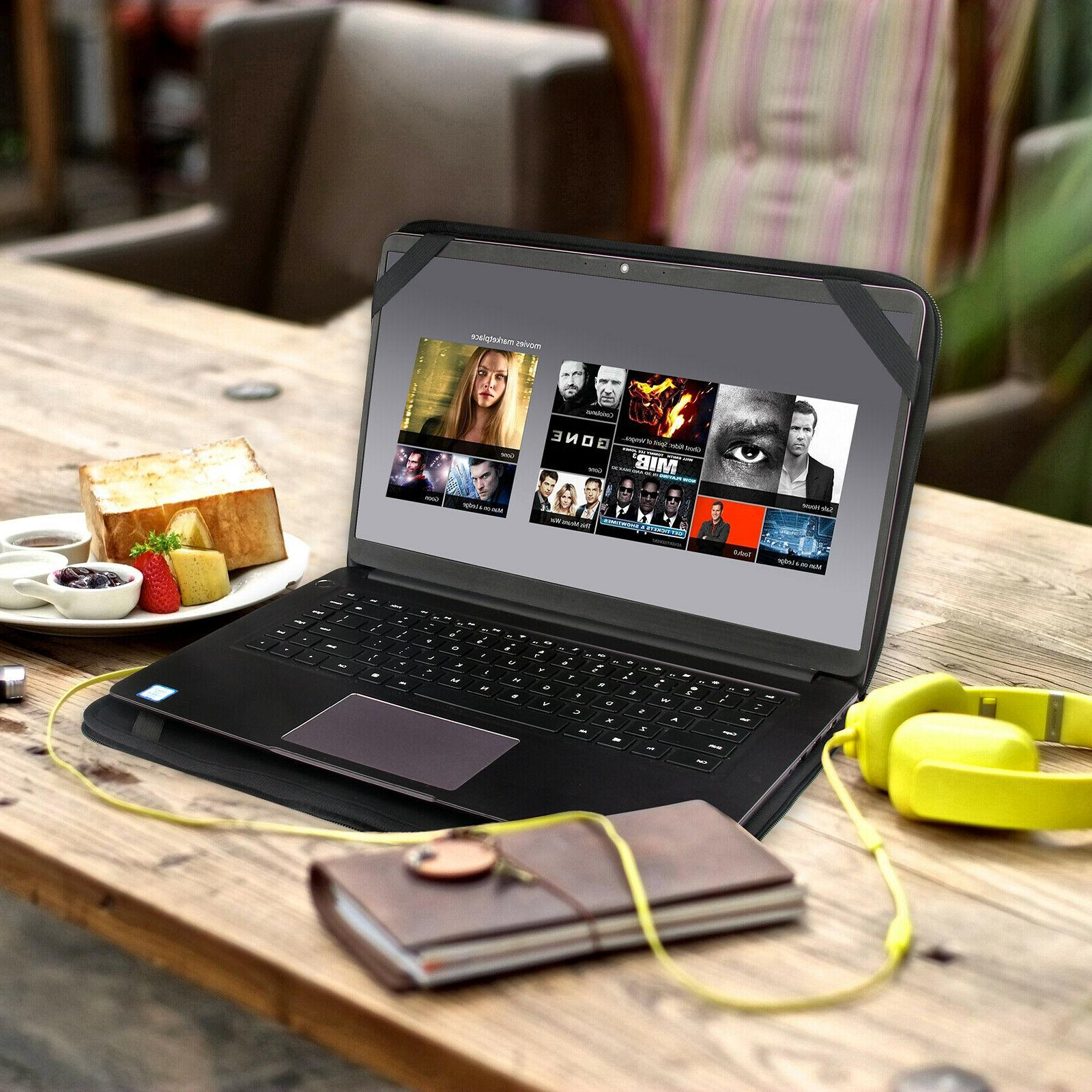 black 15 15 6 laptop sleeve bag