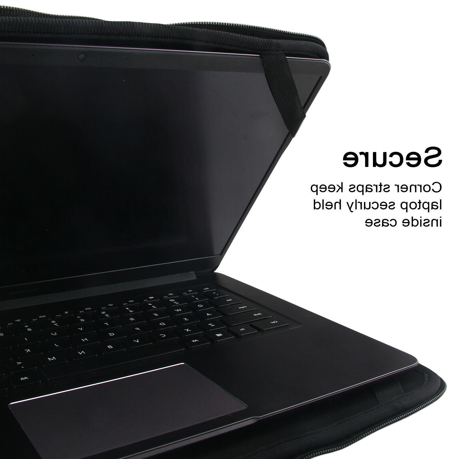 "Black 15.6"" Sleeve For HP Acer Lenovo ASUS Mac"