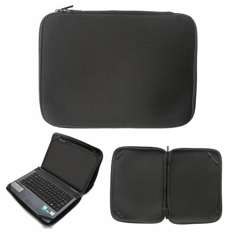 Black 15 Sleeve Bag Notebook For Dell Acer Lenovo