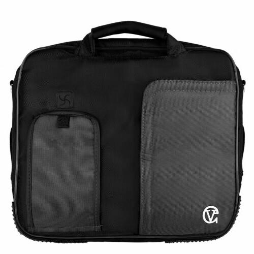 black laptop case messenger bag for lenovo