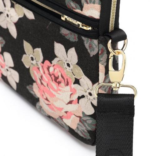 kayond Rose Fabric inch Bag