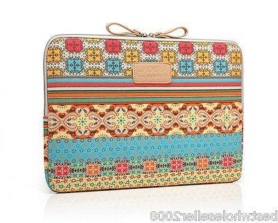 Kayond Canvas Notebook Macbook Air