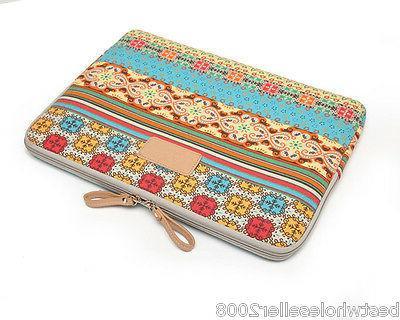bohemia canvas laptop notebook pc macbook pro