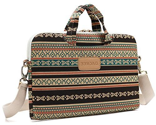 bohemian laptop messenger bag