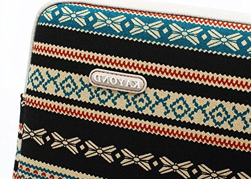 Kayond Water-Resistant inch Laptop Sleeve Pocket 11 11.6 inch case for Compatible 11 Case