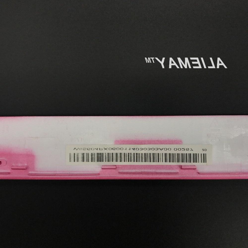Brand original laotop <font><b>case</b></font> VPCYB3V1E notebook bezel color <font><b>pink</b></font> and sliver