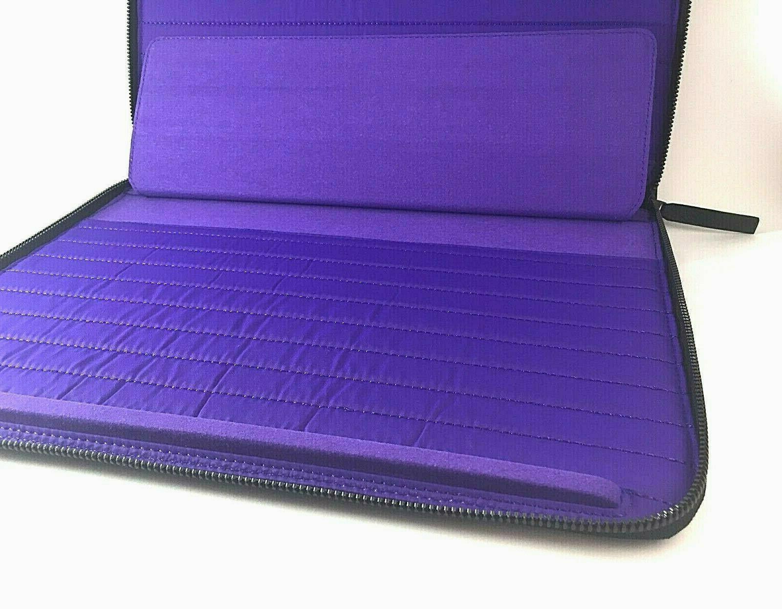 """BRAND-NEW Incase Folio 15"""" Black Laptop Case More"""