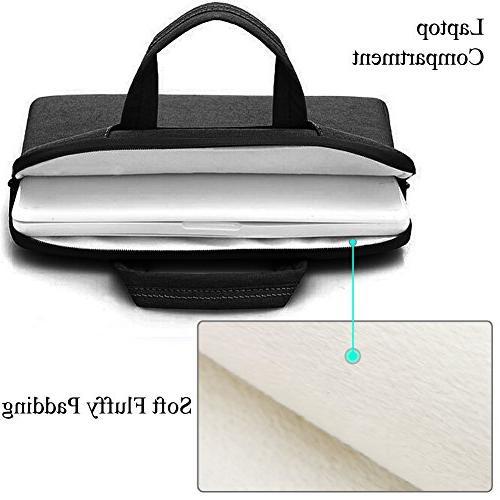 Brinch Inch Laptop Messenger Accessory Bag Apple, Acer, Asus, Fujitsu, Lenovo, Toshiba