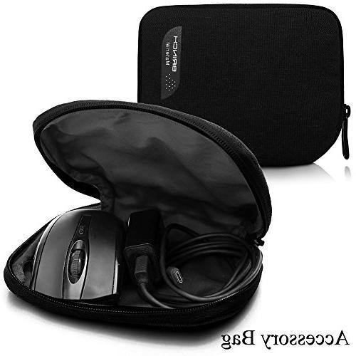 Brinch Laptop Messenger Accessory Bag Apple, Acer, Asus, Lenovo, HP, Samsung, Sony,