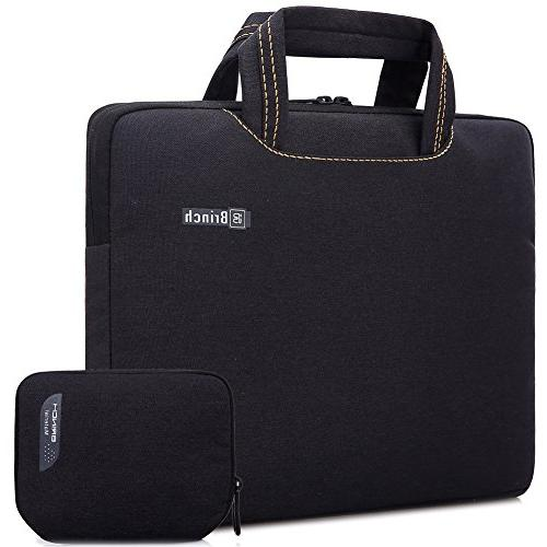 Brinch Unisex 15-15.6 Laptop Bag with Accessory Bag Acer, Asus, Lenovo, Sony, Toshiba