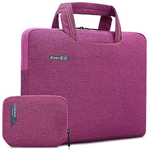 brinch 6 laptop messenger bag