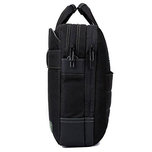 BRINCH 17.3 Inch Nylon Shockproof Laptop Case 17 Laptop MacBook / Shoulder Strap Handles and