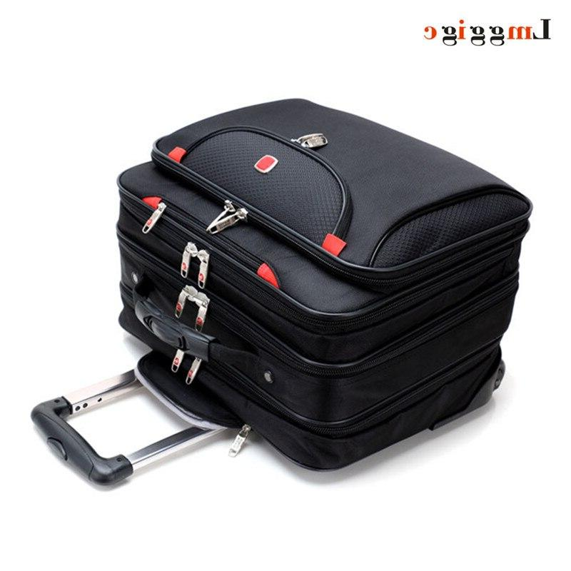 Travel Bag Trolley Men and