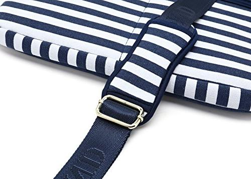 Kayond Carrying Case Water-Resistant Canvas Totes/Lightweight Slim Shoulder Messenger Daily Breton