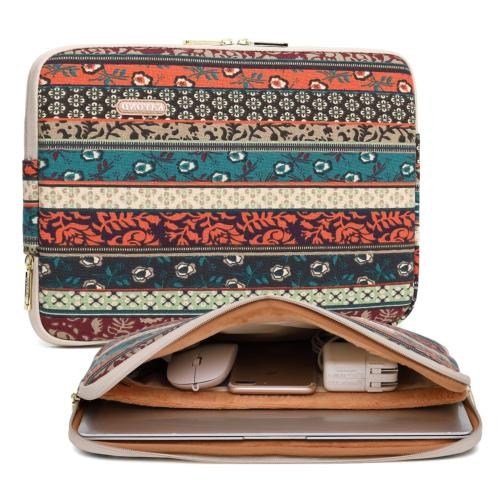Kayond Canvas Water-Resistant 11.6 Inch Laptop Sleeve case f