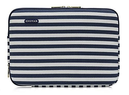 KAYOND Inch Sleeve-Canvas Water-Resistant Bag