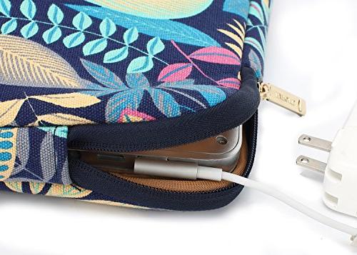 KAYOND Canvas 15.6-17 Sleeve Case Bag
