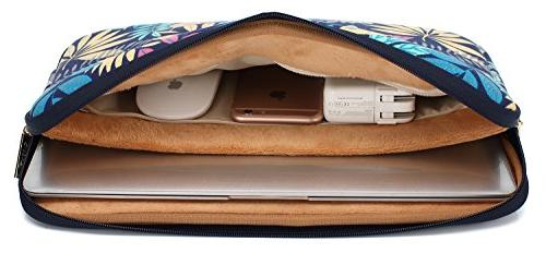 KAYOND Canvas 15.6-17 Inch Case