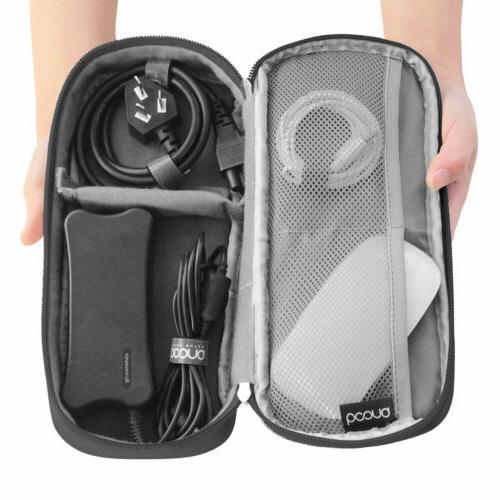 Baona Carrying Bag AC Adapter Organizer Bag