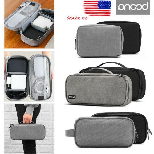 carrying bag ac adapter travel organizer