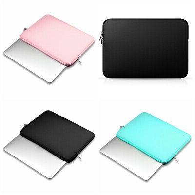 soft neoprene laptop sleeve bag case universal