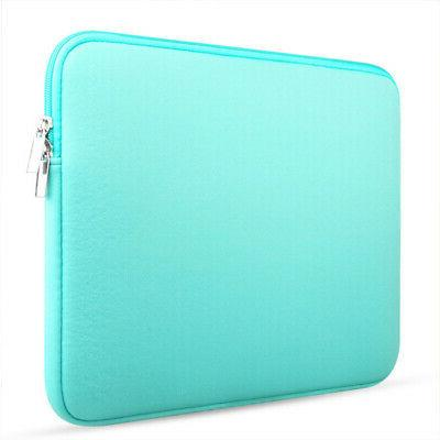 Computer Sleeve Neoprene Notebook Pouch 11 12 14 15inch