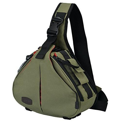 cross bag triangle carry case
