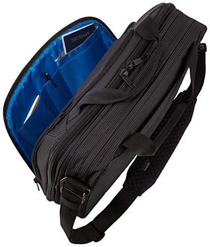 "Thule Crossover Bag 15.6"", Black"