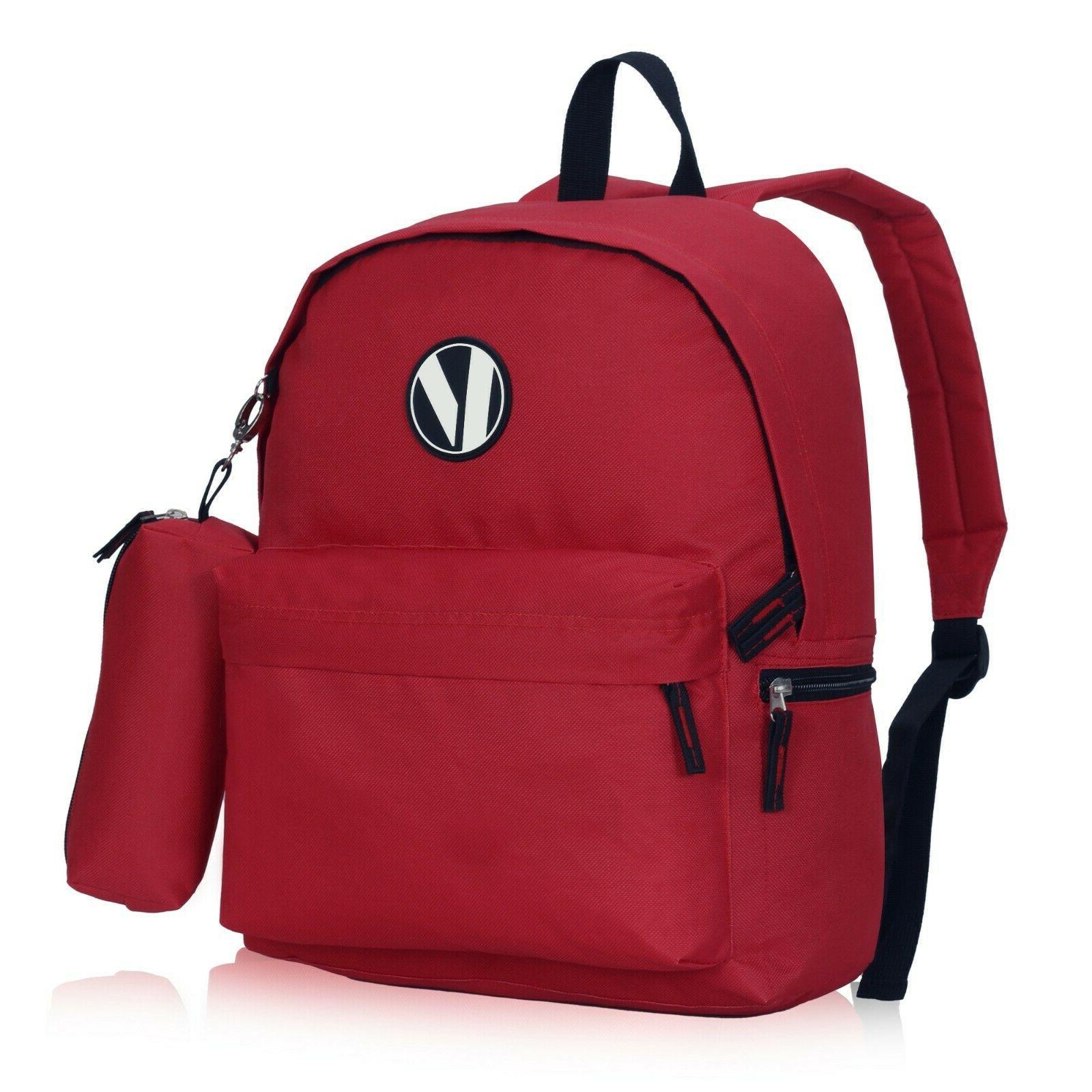 cute kids medium printed school laptop backpack