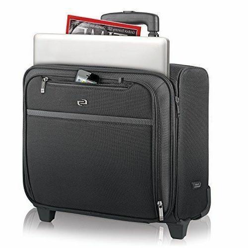 dakota 16 pro rolling overnighter laptop case