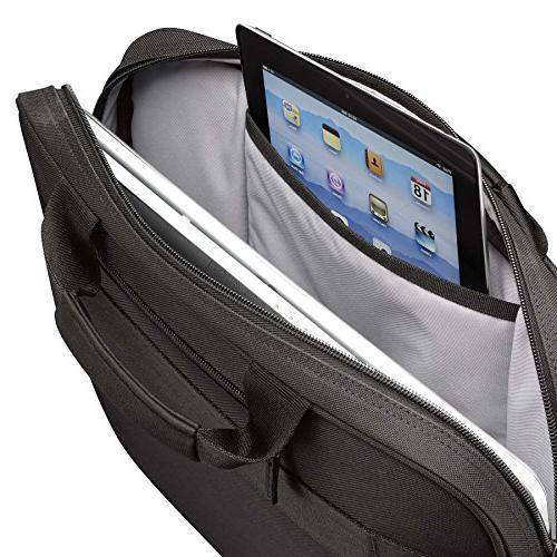 "Case DLC-115 Carrying Case for 15.6"" Notebook, Tablet - DLC-115BLACK"