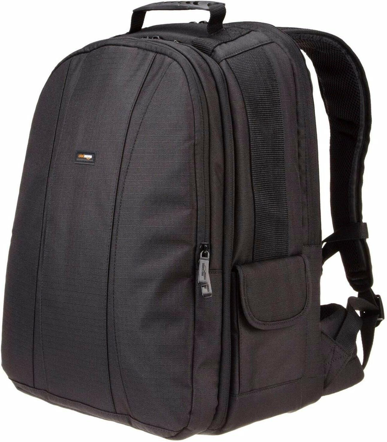 dslr and laptop backpack travel camera storage