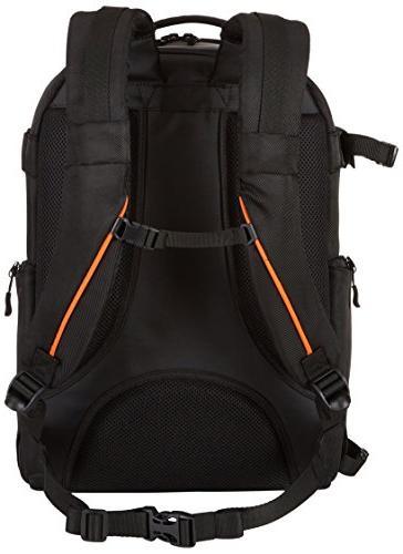 AmazonBasics DSLR and Backpack