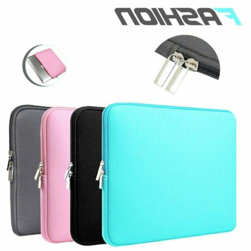 Laptop Notebook Sleeve Case Bag Pouch Cover For MacBook Air/