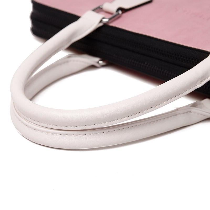 Fashion Waterproof PU <font><b>Laptop</b></font> <font><b>case</b></font> Shoulder 13.3 15 inch Air Pro