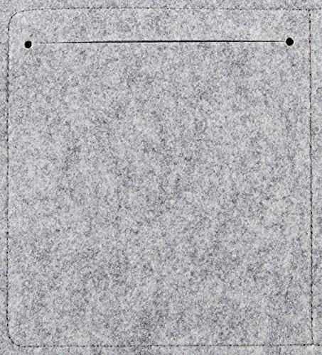 AmazonBasics 13-Inch Felt Laptop Sleeve