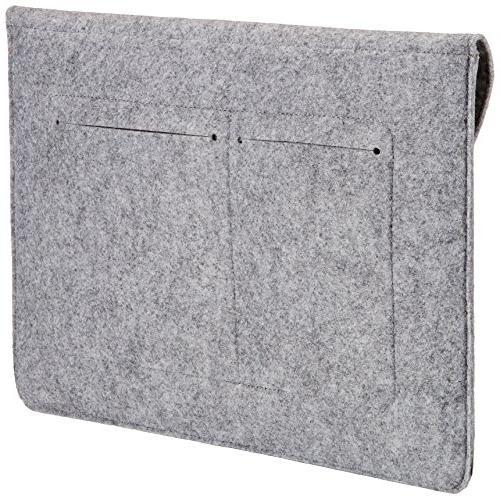 AmazonBasics 13-Inch Sleeve Grey