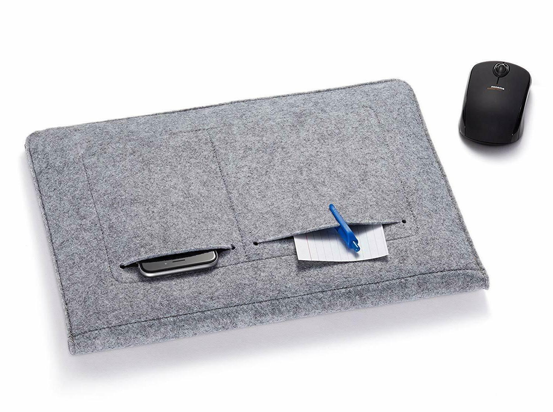AmazonBasics Macbook Laptop Sleeve Grey - 11, 15.4