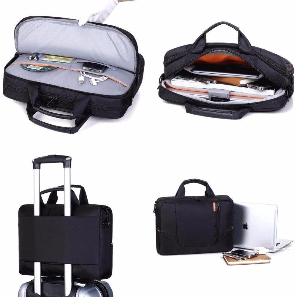 <font><b>BRINCH</b></font> Nylon <font><b>Case</b></font> with Pockets for Macbook Retina 14 15 Mini Asus/DELL/HP/Samsung