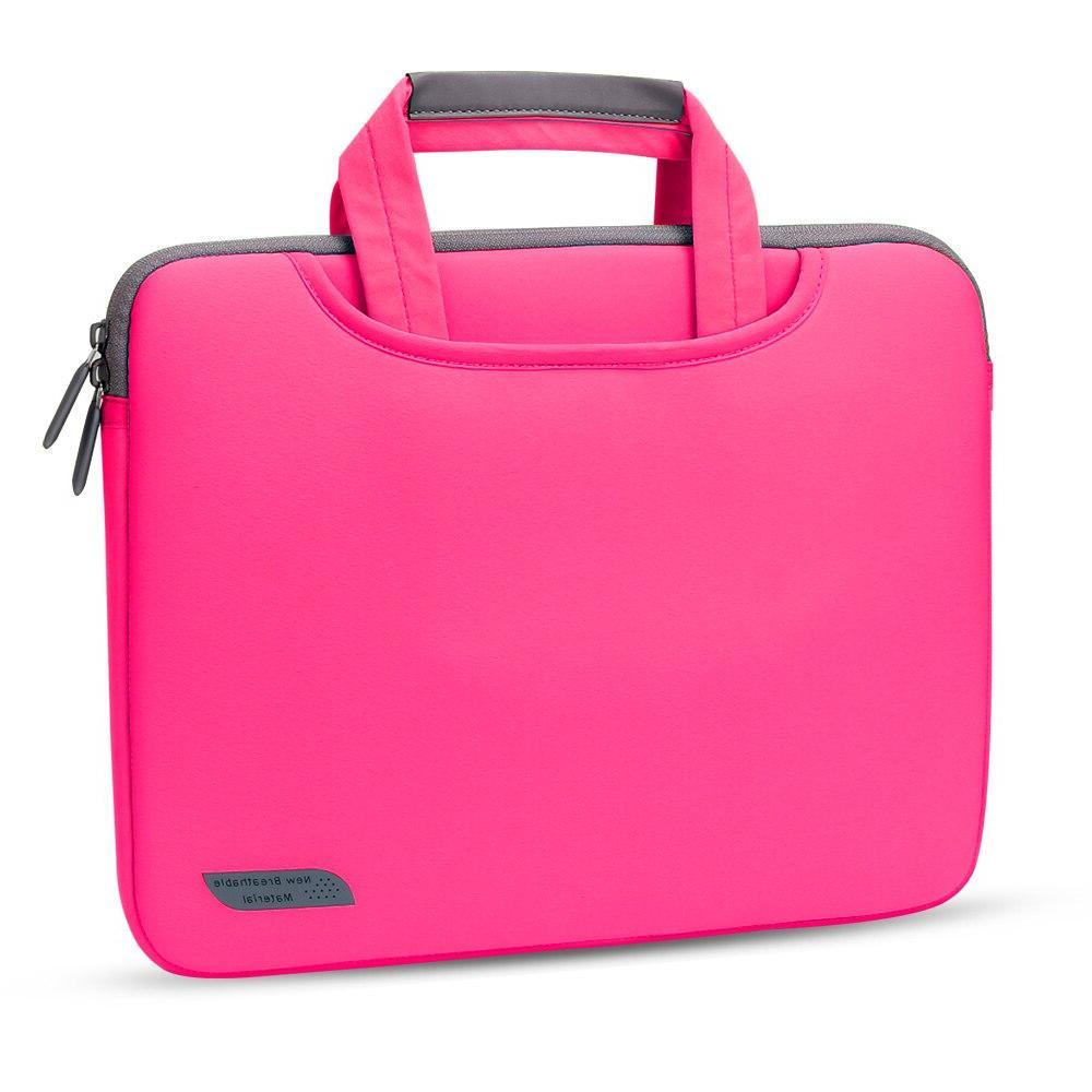 DOWSWIN <font><b>Laptop</b></font> for Air Pro Retina 15 Sleeve For Dell Acer HP Business Handbag