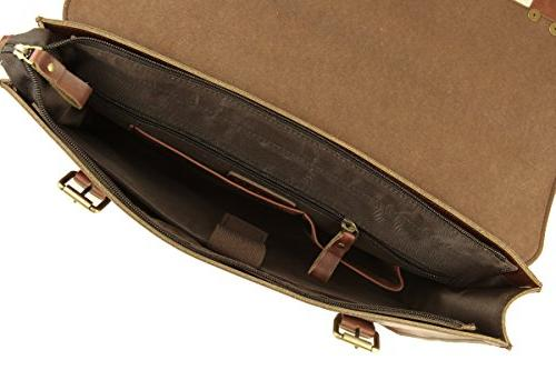 LB1 High Leather for Lenovo Laptop ENERGY Laptop Briefcase