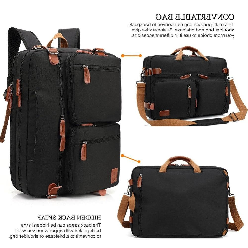 Convertible Backpack <font><b>Laptop</b></font> 15 17 17.3 inch Notebook <font><b>Laptop</b></font> <font><b>Case</b></font>