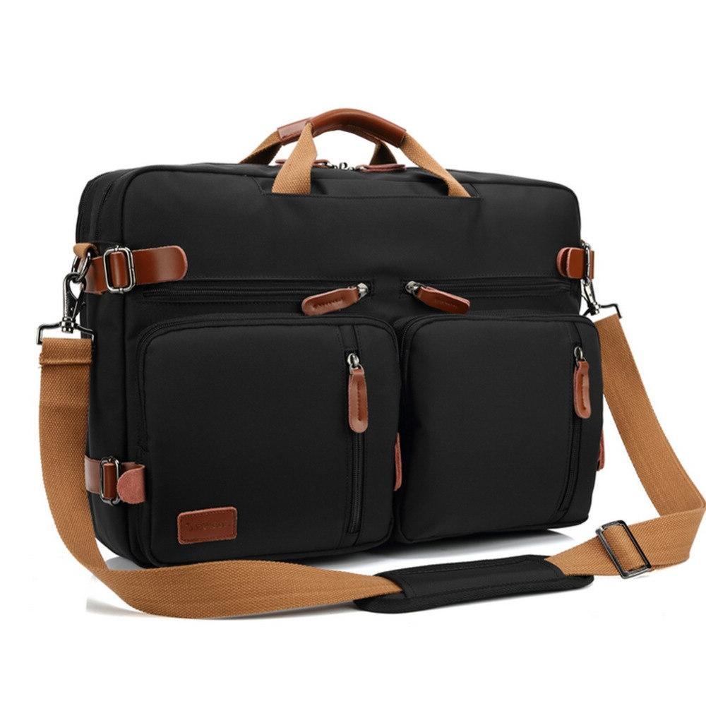 Handbag <font><b>Briefcase</b></font> Convertible Backpack 15 17 17.3 Notebook Bag <font><b>Laptop</b></font> <font><b>Case</b></font>
