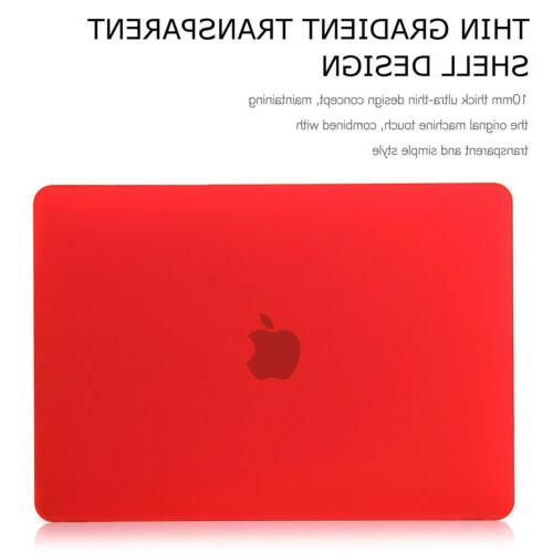 Hard Laptop Case Shell for Macbook 15 2013 2014 2015 11