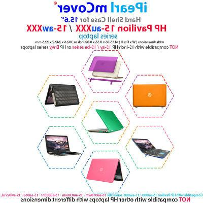 "NEW mCover® Hard Shell Case for 15.6"" HP Pavilion 15-au000"