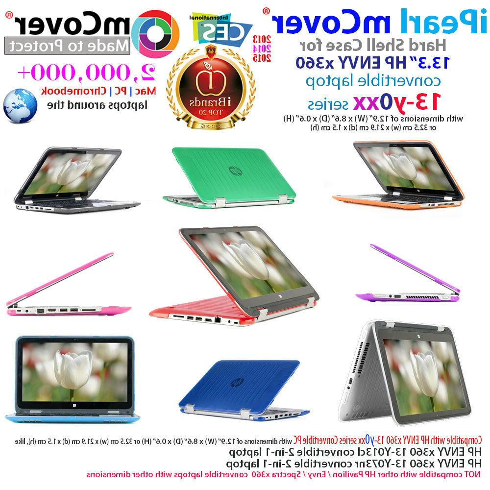 "NEW mCover® Hard Shell Case for 13.3"" HP ENVY X360 13-Yxxx"